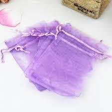 wholesale organza bags online shop wholesale 50pcs lot 30x40cm large orchid organza bags