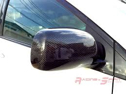 lexus rx330 driver side mirror replacement real 3d glossy carbon fiber side mirror cover cap 03 09 lexus