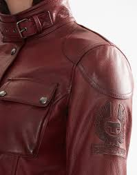 red leather motorcycle jacket classic tourist trophy motorcycle jacket pure motorcycle
