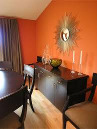 orange dining room design ideas u0026 pictures zillow digs zillow