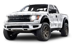 Ford Raptor White - white ford f 150 raptor suv car png image pngpix
