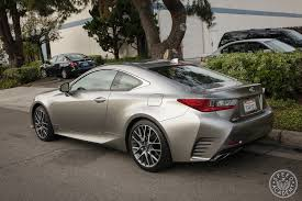 2015 lexus rc 350 f sport review living the cali high in a lexus rc 350 f sport speed academy