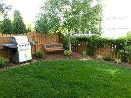 Sloping Backyard Ideas Decorating Ideas For A Small Backyard Dog Friendly Small Backyard