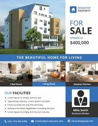 real estate brochure templates psd free download bbapowers info
