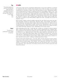 How To Write A Resume In Latex Header Footer Pagebreak In Left Column Friggeri Cv There U0027s No