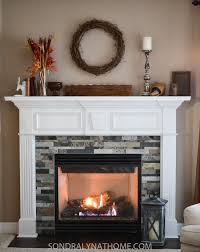 stone fireplaces pictures behance