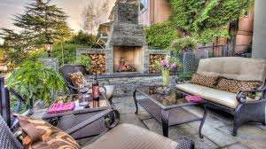stone fireplaces pictures 15 outdoor stone fireplaces to love home design lover