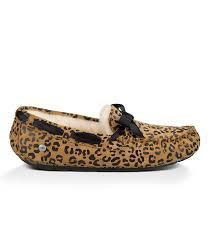 ugg australia dakota sale ugg australia s dakota leopard bow slippers slippers