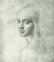 Leonardo Da Vinci Drapery Leonardo Da Vinci Artamaze By Katherine Hilden