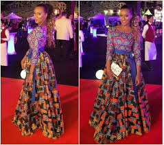 long dress styles with african print u2013 dress blog edin