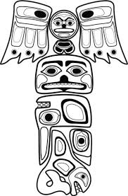 best 25 totem pole drawing ideas on pinterest totem pole tattoo