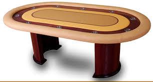 Texas Holdem Table by Texas Holdem Poker Table Custom Options Available