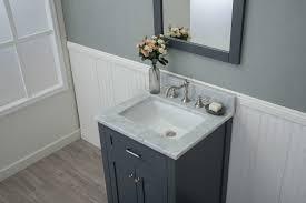 grey shaker bathroom vanities assembled