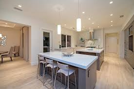 Kitchens With Two Islands Luxury Kitchens With Two Islands Kitchen Transitional With Glass