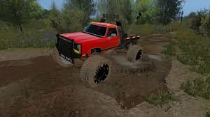 dodge cummins and chevy monster truck v1 0 mod farming simulator