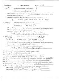 Radical Equations Worksheet Algebra Ii 2013 2014
