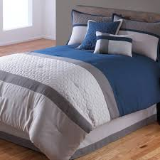 gray and blue bedding blue and white guest blue and gray