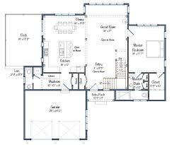 one house plans small barn house ybh home plans