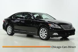 lexus lfa for sale toronto chicago cars direct presents a 2007 lexus ls460 sedan in high