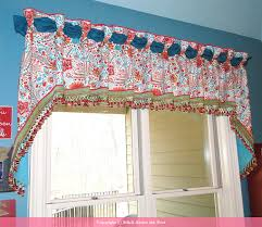 Window Valance Patterns by Window Drapery Valances Window Treatment Patterns Pate Meadows