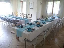 mariage bleu et blanc dernier déjeuner avant le mariage mademoiselle dentelle