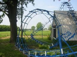 roller coaster for backyard homemade roller coasters mental floss