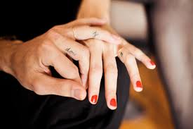 wedding finger tattoos designs and ideas great ideas and tips
