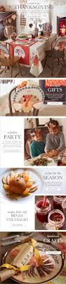 celebrating thanksgiving pottery barn autumn