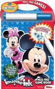 amazon com bendon 26013 mickey mouse clubhouse imagine ink magic