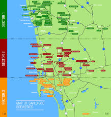 Map Of San Diego County by San Diego County U2014 The Craft Beer Capital Of The World Sips