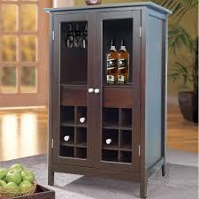 wine cabinet rotating wine cabinet wood wine rack furniture