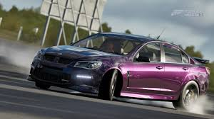 holden maloo forza horizon 3 cars