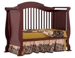 Babies R Us Convertible Cribs by Amazon Com Stork Craft Valentia Convertible Crib Cherry Baby