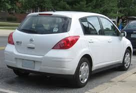 2007 nissan versa information and photos zombiedrive