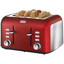 Kitchenaid 4 Slice Toaster Red Top 4 Slice Toasters In 2017 Grandma Jen U0027s Comparison U0026 Reviews