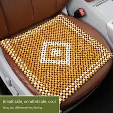 car chair covers cool 1xnatural wood car seat cushion auto car