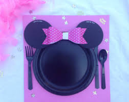 minnie mouse birthday minnie mouse decor etsy