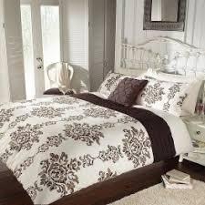 Burgundy Duvet Sets Cassandra Cream Black Burgundy Duvet Cover Pillowcases