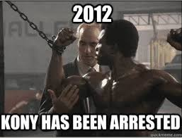 Kony Meme - kony 2012 cause c礬l礙bre to internet meme memeburn