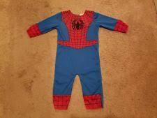 Spiderman Toddler Halloween Costume Toddler Spiderman Costume Ebay