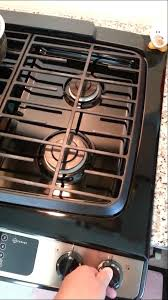 how to light a whirlpool gas oven whirlpool stove not lighting youtube