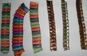pleated ribbon pleated ribbon nand ganesh ribbon limited manufacturer