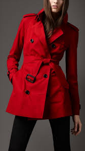 best 25 red trench coat ideas on pinterest pea coats women