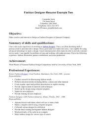 fashion internship cover letter sample fashion full size of