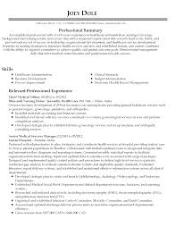 Sample Medical Resume by Operations Officer Resume Free Resume Example And Writing Download