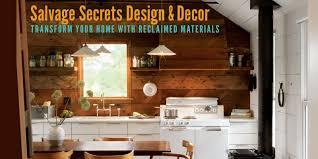 Salvage Home Decor Arizona Homes Featured In U0027salvage Secrets Design U0027 Book