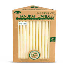 hanukka candles hanukkah candles for your menorah judaica