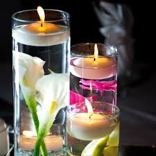 Wedding Centerpieces Floating Candles And Flowers by 34 Best Centerpiece Images On Pinterest Centerpiece Ideas