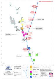 Vanuatu Map Cyclone Pam Vanuatu March 2015 Mapaction