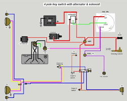 ford solenoid switch wiring diagram wiring diagram simonand
